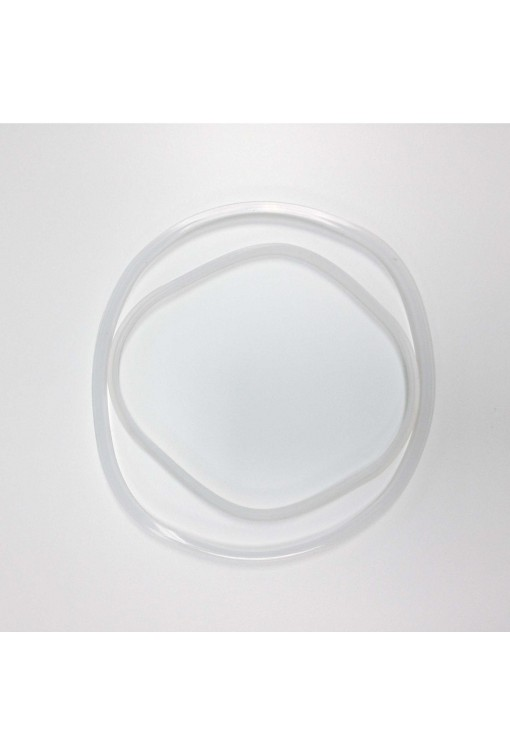 Set of 2 Square silicone gaskets