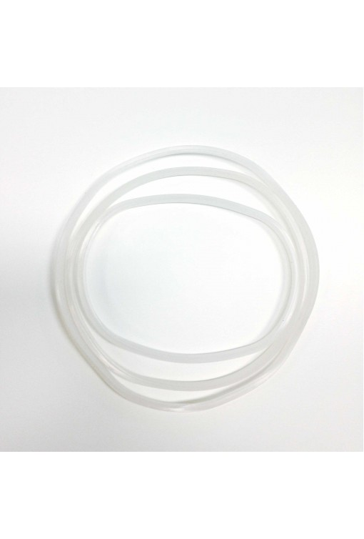 Set of 3 Round silicone gaskets