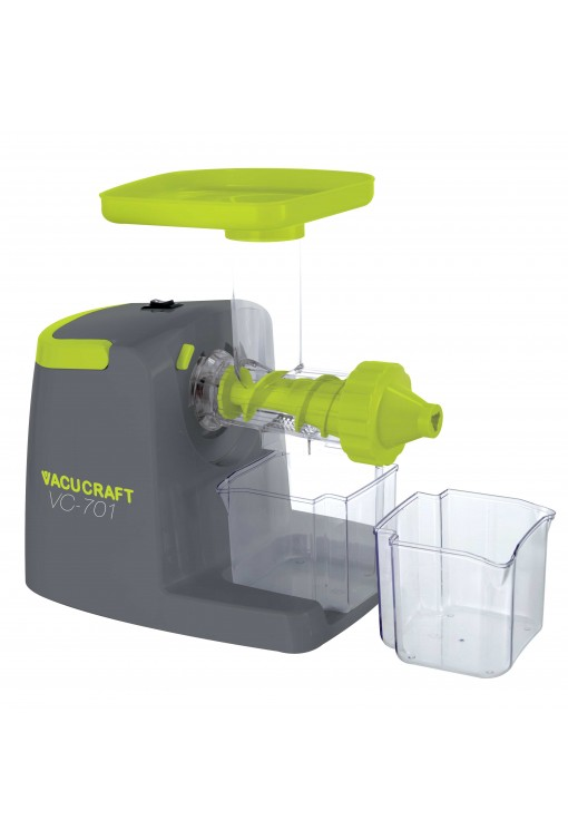 Slow Juicer No Fiber : Slow Juicer - vacuCraft